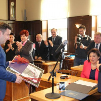Pierwsza sesja Rady Miejskiej