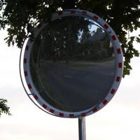 Nowe lustro drogowe na osiedlu!