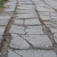 Rusza przebudowa fragmentu chodnika przy ul. Skłodowskiej-Curie