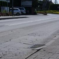 Radni wnioskują o remont ulicy Żorskiej i fragment Bielskiej