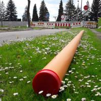 Wymiana gazociągu - fotorelacja