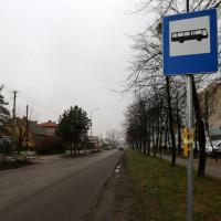 Nowe przystanki autobusowe przy ul. M. Skłodowskiej-Curie