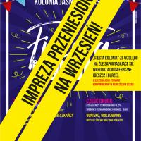 Fiesta Kolonia - impreza przeniesiona na wrzesień