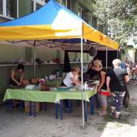 Piknik Rodzinny Dzień Sąsiada