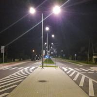 Ulica Słoneczna nocą!