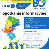Spotkanie nt. Marszałkowskiego Budżetu Obywatelskiego