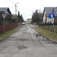 Wiosenny przegląd dróg na osiedlu 2019