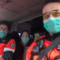 Grupa Ratownicza HKR Pszczyna prężnie działa w czasie epidemii