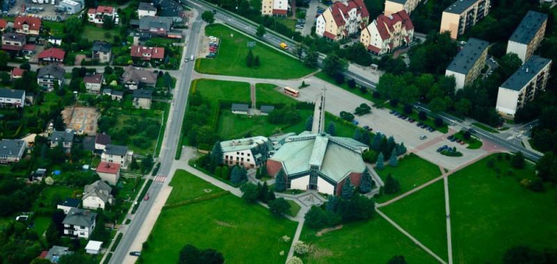 Mieszkańcy proponowali jak zagospodarować teren obok kościoła